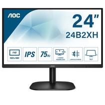 Mon  23.8 F-HD / Borderless / HDMI / VGA / Black (refurbished)