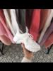 Sneakers wit met detail