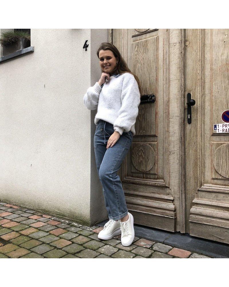 Jumpsuit jeans
