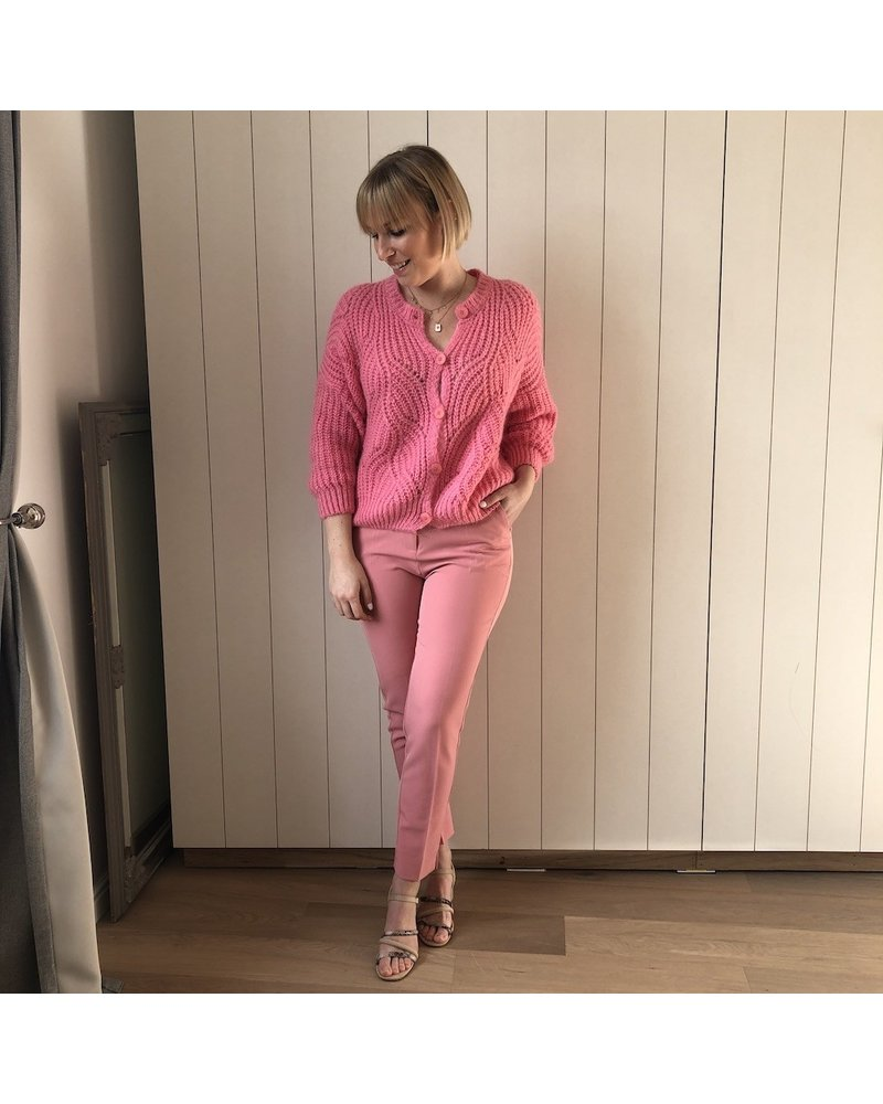 Trousers pink