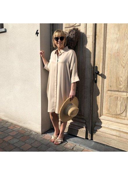 Tuniek/dress beige