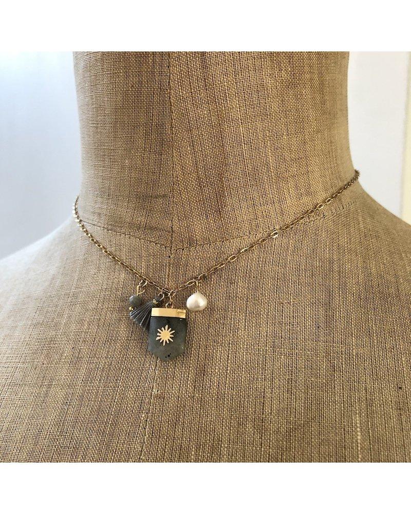 Single necklace 7