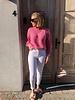 Soft summer knit pink