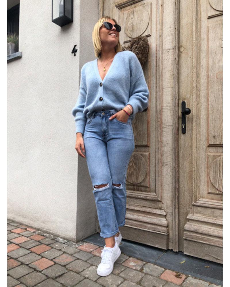 Soft jacket jeans