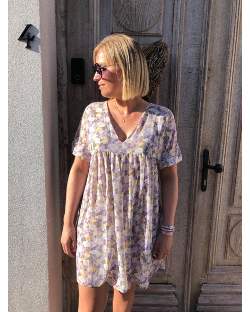 Dreamy dress lila
