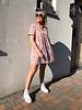 Dreamy dress pink