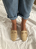Sand loafers