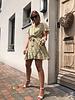Dahlia dress yellow