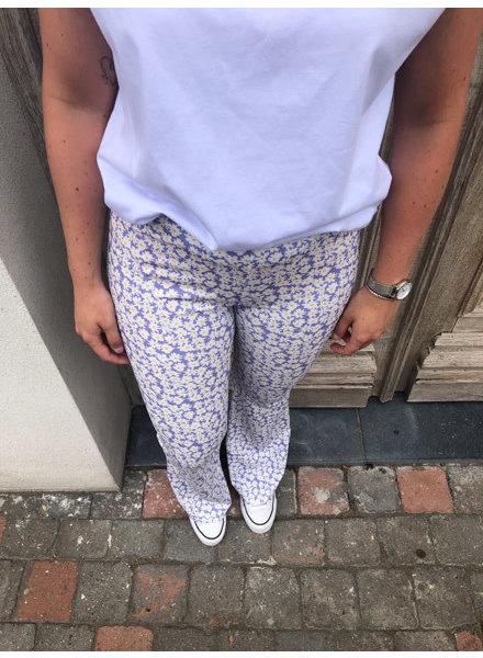 Daisy trousers purple