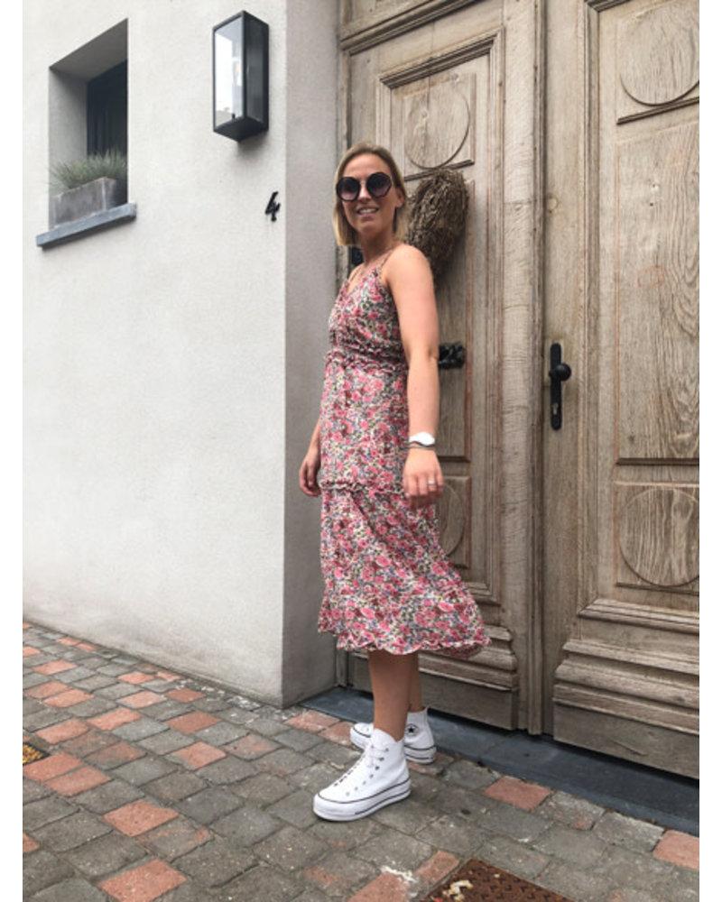 Lily dress pink