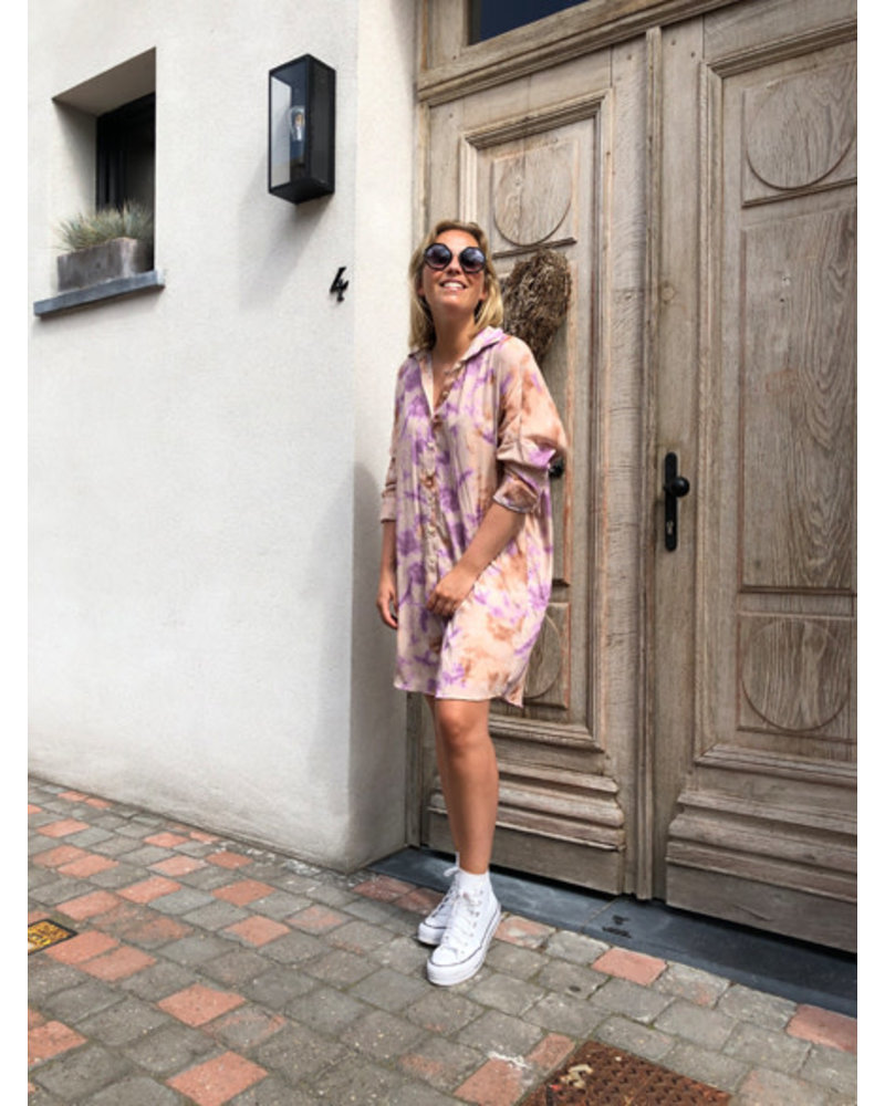 Billie dress lilac