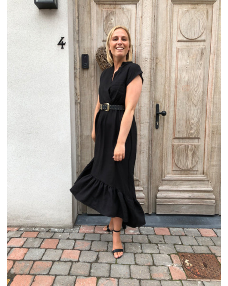Lucy dress black