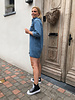 Denim dress light blue