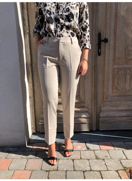 Classic trousers beige
