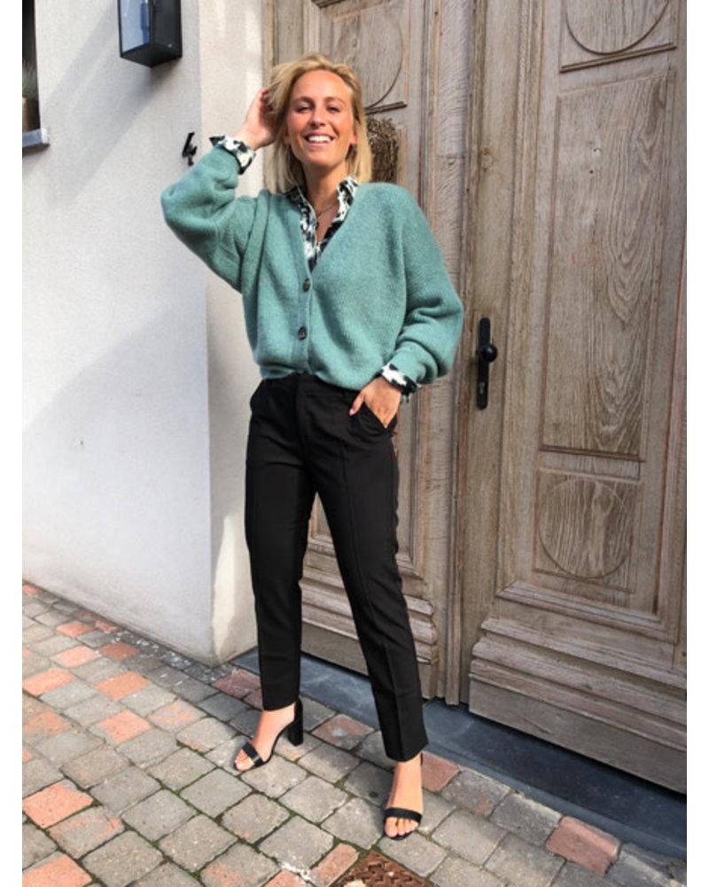 Classic trousers black