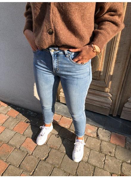 Skinny stretch jeans blue