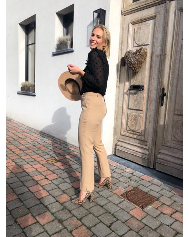 Grace trousers camel