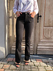 Flared jeans black