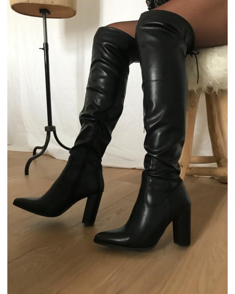 Grace overknee boots