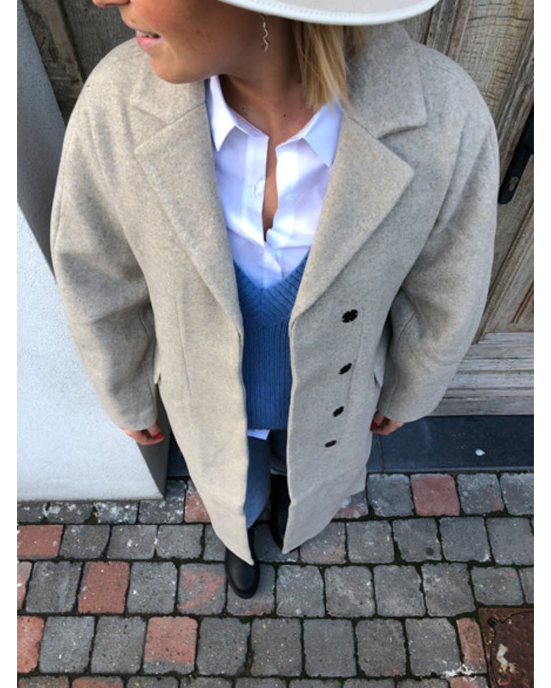 NAKD Shaped waist coat