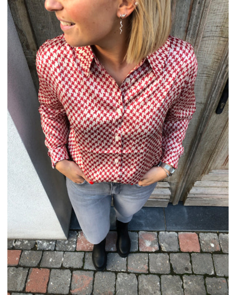 pdp blouse red