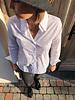 Kelly blouse white