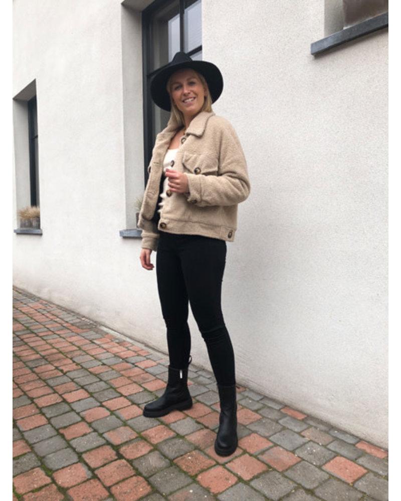 Tess teddy jacket