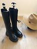 Long chelsea boots