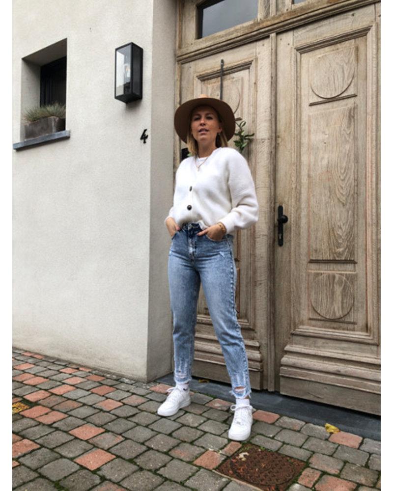 Soft jacket white