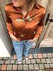 Dani blouse amber