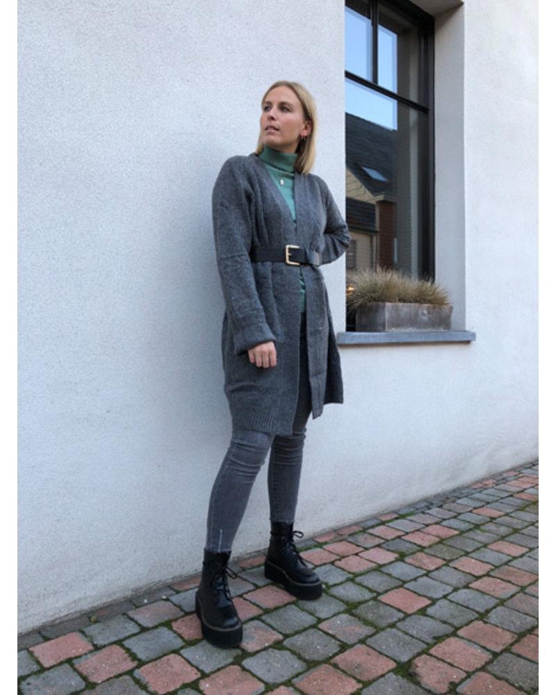 Alice jacket dark grey