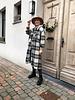 Eloise checkered coat