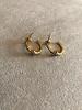 Earrings gold #1
