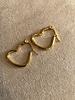 Earrings gold #3