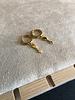 Earrings gold #4