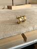 Earrings gold #7