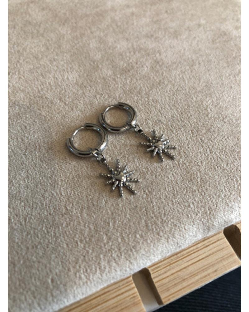 Earrings silver #2