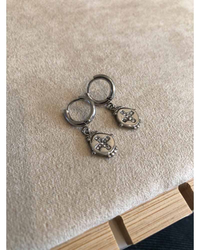 Earrings silver #5