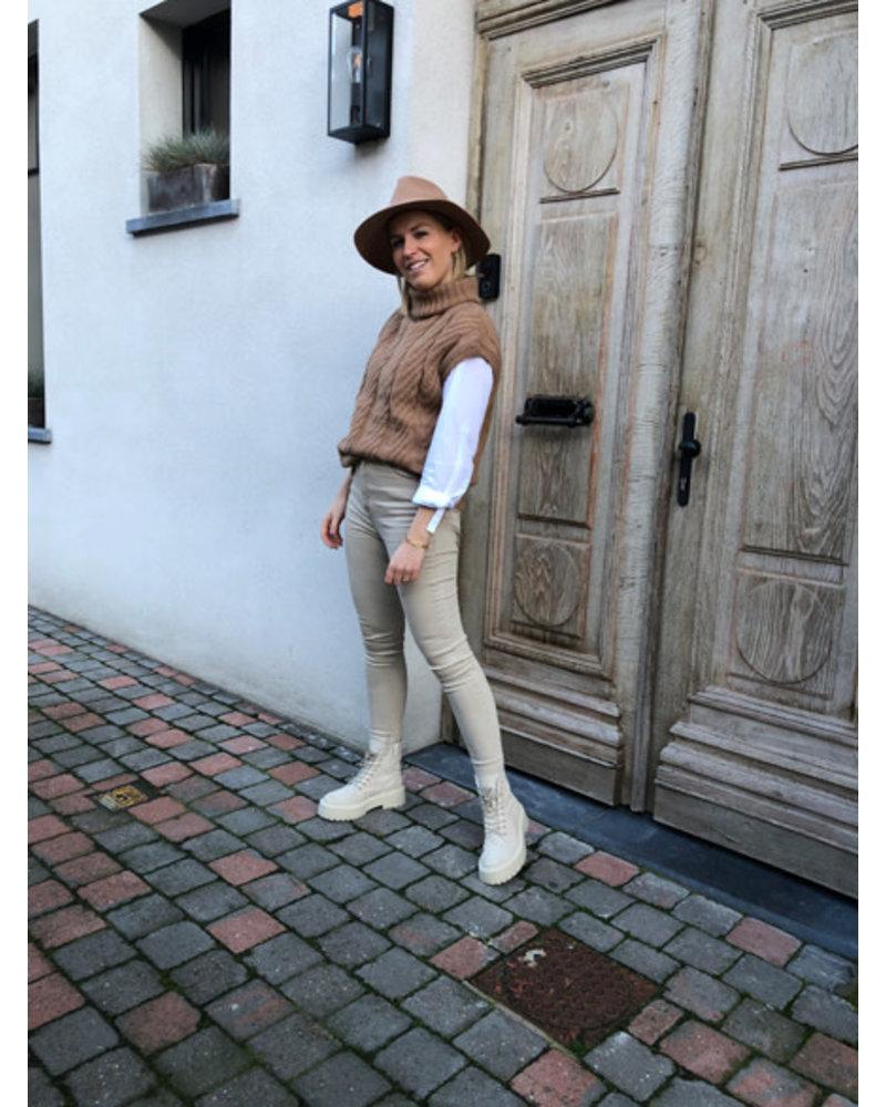 Heloise jeans beige