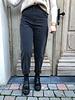 Dark grey slouchy jeans