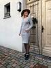 Jacky dress grey