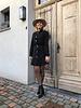 Audrey skirt black