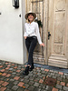 Audrey blouse white