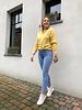 Hailey knit yellow