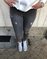 Clara jeans grey