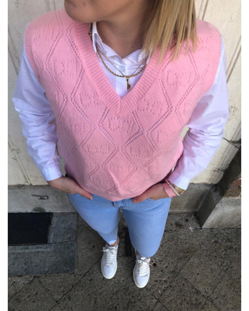 Clara spencer sugar pink