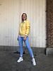Elena knit yellow