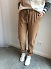 Charlie corduroy trousers camel