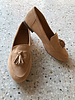 Hailey loafers nude