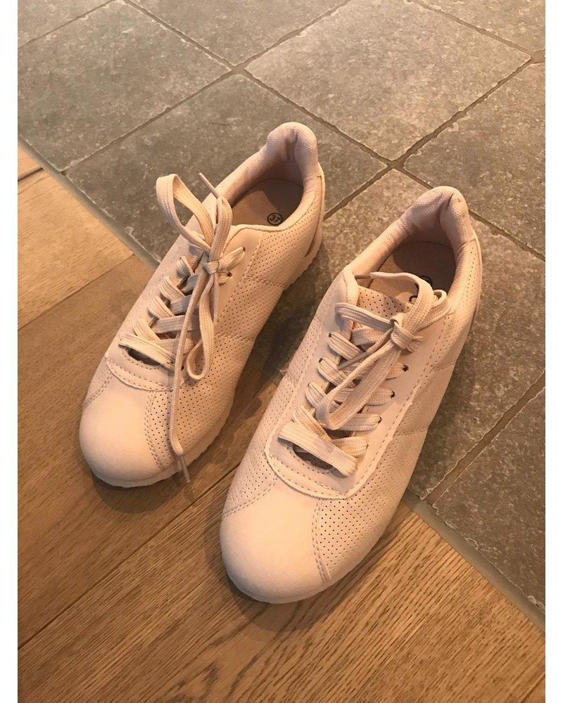 Sneakers nude